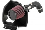 K&N® - 69 Series Typhoon Cold Air Intake Kit - Wrinkle Black