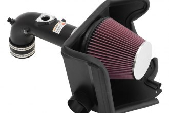 K&N® 69-8620TTK - 69 Series Typhoon Cold Air Intake Kit