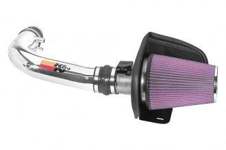 K&N® 77-2514KP - 77 Series High-Flow Performance Air Intake Kit (4.6L / 5.4L)