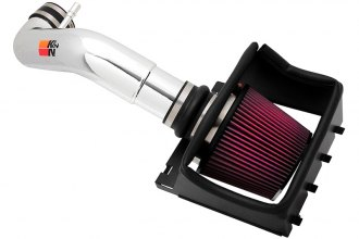 K&N® 77-2581KP - 77 Series High-Flow Performance Air Intake Kit (5.0L F/I)