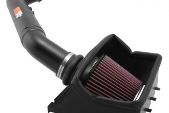 K&N® - 77 Series High-Flow Performance Air Intake Kit