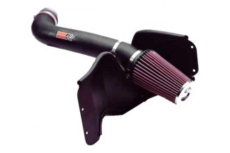 K&N® 57-1513-1 - 57 Series FIPK Generation II Air Intake System