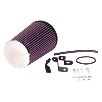 K&N® - 57 Series FIPK Generation I Air Intake System without Intake Pipe