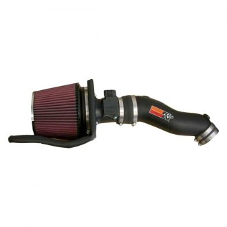K&N® - 57 Series FIPK Generation II Air Intake System with Intake Pipe
