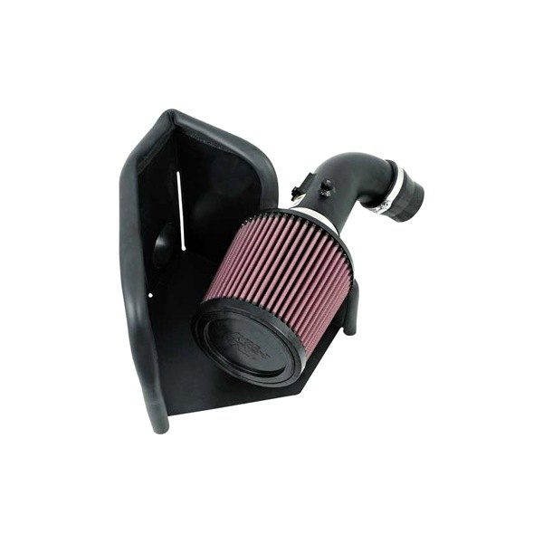 k n toyota camry 2007 2008 69 series typhoon aluminum cold air intake system with red filter. Black Bedroom Furniture Sets. Home Design Ideas