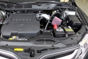 K&N® - 69 Series Typhoon Cold Air Intake Kit - Installed