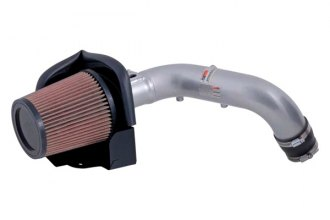 K&N® 69-8614TS - 69 Series Typhoon Silver Cold Air Intake Kit