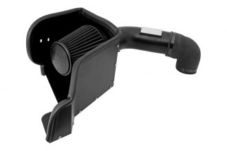 K&N® 71-1561 - Blackhawk Induction Air Intake System