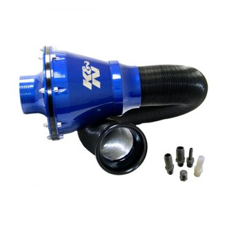 K&N® - Apollo Blue Cold Air Intake System