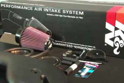 57-1511-2 - K&N® 57 Series FIPK Generation II Air Intake System Video