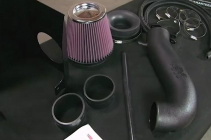 57-1542 - K&N® 57 Series FIPK Generation II Air Intake System Video