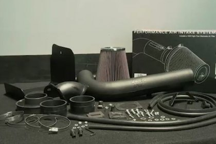57-2556 - K&N® 57 Series FIPK Generation II Air Intake System Video