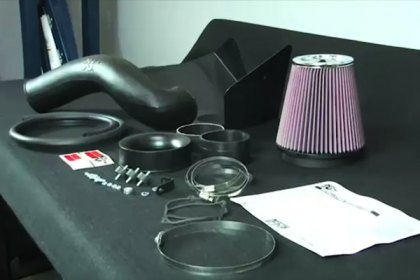 57-3021-1 - K&N® 57 Series FIPK Generation II Air Intake System Video