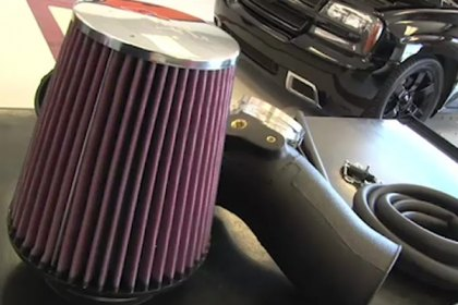 57-3061 - K&N® 57 Series FIPK Generation II Air Intake System Video