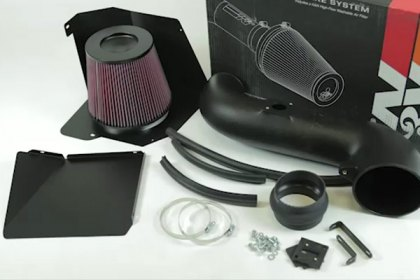 57-3066 - K&N® 57 Series FIPK Generation II Air Intake System Video