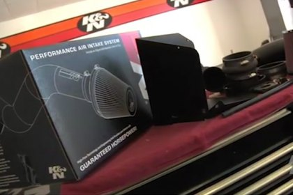 57-3070 - K&N® 57 Series FIPK Generation II Air Intake System Video