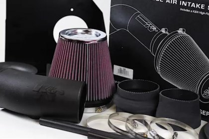 63-1565 - K&N® 63 Series AirCharger® Air Intake System Video
