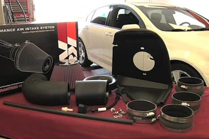 63-3071 - K&N® 63 Series AirCharger® Air Intake System Video