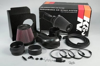 63-3079 - K&N® 63 Series AirCharger® Air Intake System Video