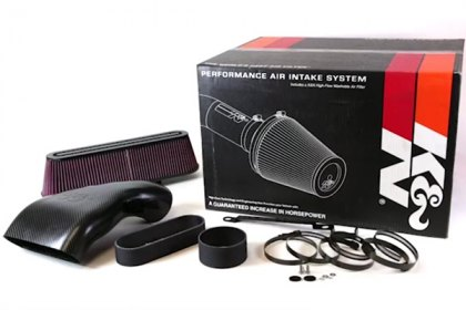 63-3080 - K&N® 63 Series AirCharger® Air Intake System Video