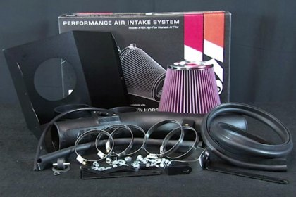 63-9025 - K&N® 63 Series AirCharger® Air Intake System Video