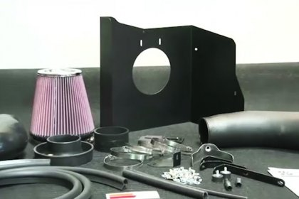 63-9032-1 - K&N® 63 Series AirCharger® Air Intake System Video