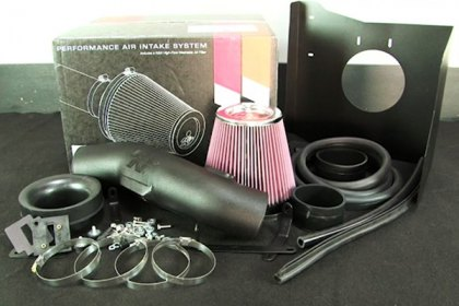 63-9035 - K&N® 63 Series AirCharger® Air Intake System Video