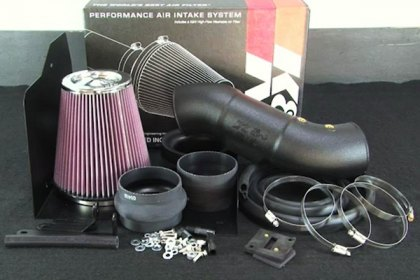 63-9036 - K&N® 63 Series AirCharger® Air Intake System Video