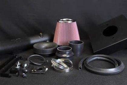 63-9037 - K&N® 63 Series AirCharger® Air Intake System Video
