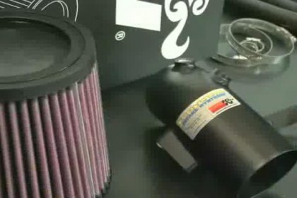 69-3516TTK - K&N® 69 Series Typhoon® Air Intake System Video