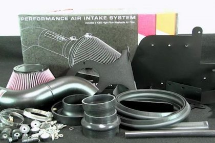 69-5307TTK - K&N® 69 Series Typhoon® Air Intake System Video