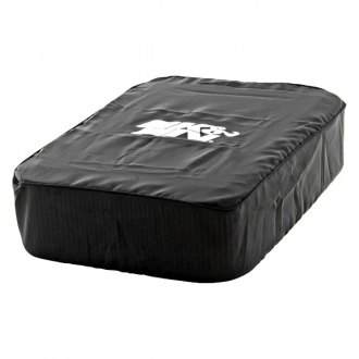 K&N® - Drycharger® Rectangular Black Pre-Filter