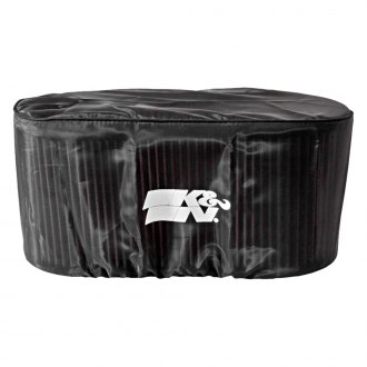 K&N® - Precharger® Oval Straight Pre-Filter