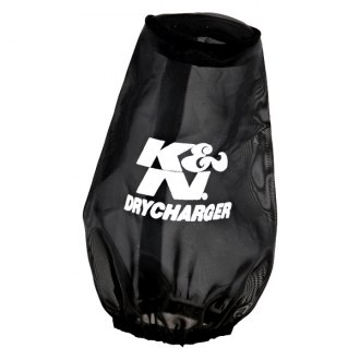 K&N® - Drycharger® Round Tapered Pre-Filter