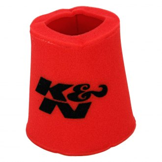 K&N® - Airforce® Round Tapered Red Pre-Filter