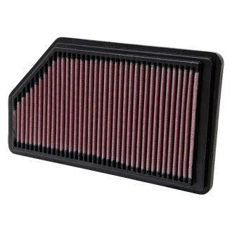K&N® - 33 Series Unique Red Air Filter