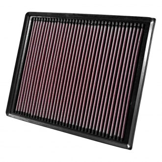 K&N® - 33 Series Panel Red Air Filter