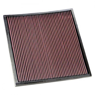 K&N® - Panel Red Air Filter