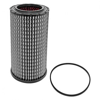 K&N® - Heavy Duty Round Tapered Red Air Filter