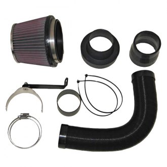K&N® - 57i Series Generation I Cold Air Intake System with Red Filter