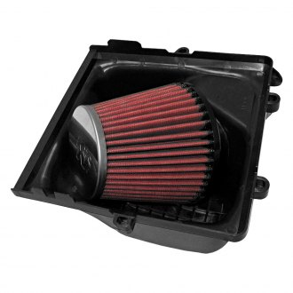 K&N® - 57S Performance Generation I Round Red Airbox