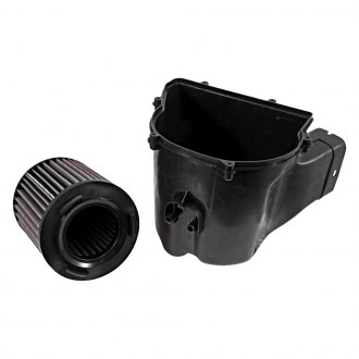 K&N® - 57i Series Generation II Cold Air Intake System with Red Filter