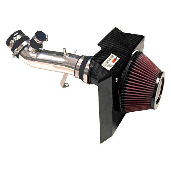 Injen Cold Air Intake System For Mitsubishi Lancer: Mitsubishi Lancer 2003 69 Series Typhoon® Aluminum