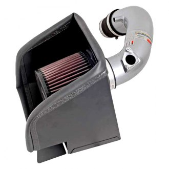 K&N® - 69 Series Cold Air Typhoon™ Intake Kit