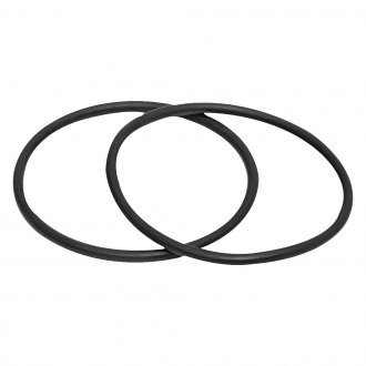 K&N® - Black Rubber O-Ring Kit