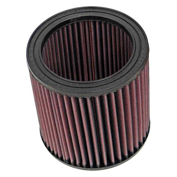 K&N® - Cadillac Allante 1987-1988 E Series Round Red Air Filter