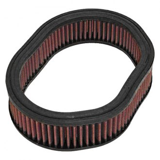 K&N® - E Series Trapezoidal Red Air Filter