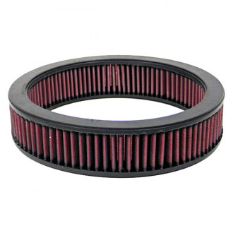 K&N® - E Series Round Red Air Filter
