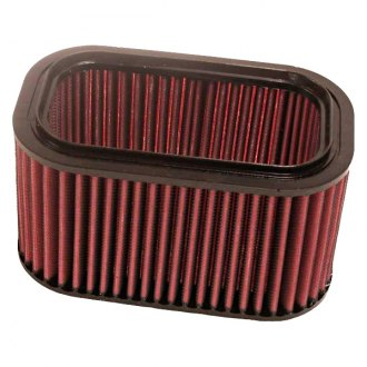 K&N® - E Series Rectangular Red Air Filter