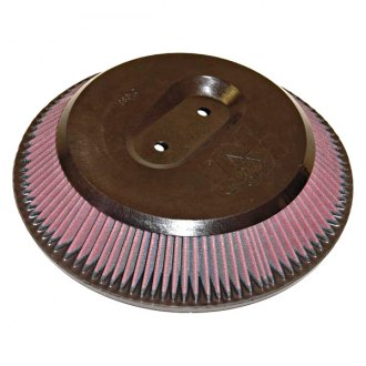 K&N® - E Series Round Tapered Red Air Filter